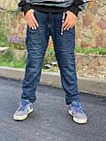 Джинсы для мальчиков на флисе  на рост 110-134 см, фото 2