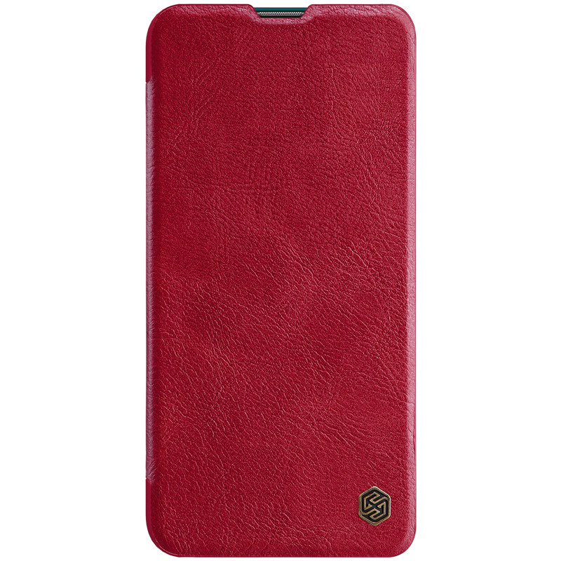 Nillkin Huawei Honor 20 Pro Qin leather case Red Чехол Книжка