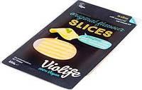 Сыр веганский ОРИГИНАЛ, слайсы (15 шт), 140 г, TM VIOLIFE
