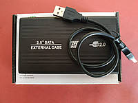 """USB Карман SATA Для Диска SSD HDD 2.5"""", фото 1"""