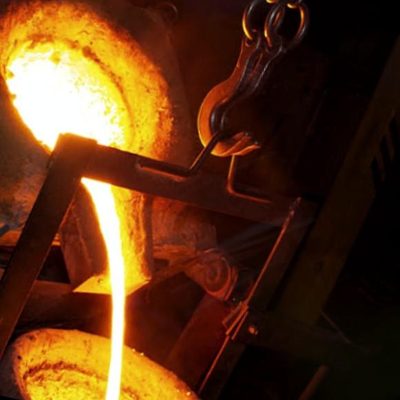 Литейный завод предлагает изготовление деталей под заказ