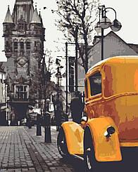 Картины по номерам - Старинный город   Riviera Blanca™ 40х50 см.   RB-0032