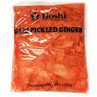 Маринованный имбирь розовый, Hoshi, 1кг., фото 1