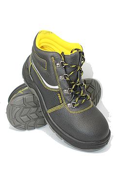 Ботинки рабочие с металлическим носком c двойной ПУП подошвой
