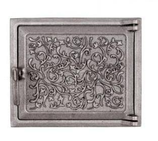 Дверка топочна 5 кг 235х275 мм арт. IS-002