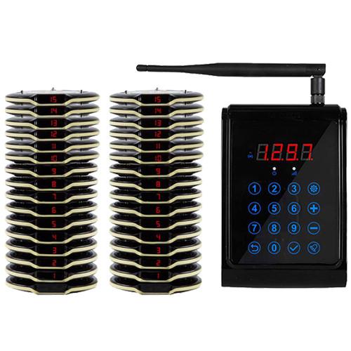 Система електронної черги Coaster Pager RECS R-90-30 USA