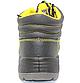 Ботинки рабочие с металлическим носком c двойной ПУП подошвой, фото 7
