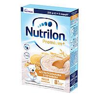 Каша молочная Nutrilon Мультизлаковая с печеньем 225 г 157047 ТМ: Nutrilon