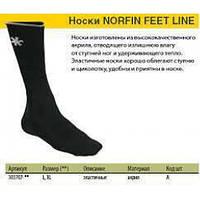 Термоноски для холодной зимы NORFIN Feet Line. Носки теплые для охотника и рыбака.