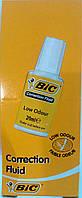 Корректирующая жидкость BIC 20 мл с кисточкой