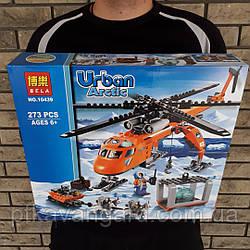 Конструктор Арктический вертолет 273 детали Bela Urban Arctic 10439