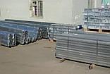 Дорожний бар'єр безпеки 11ДО-2 (4мм) оц., фото 2