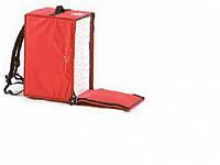 Термосумка для пиццы (рюкзак) METAL