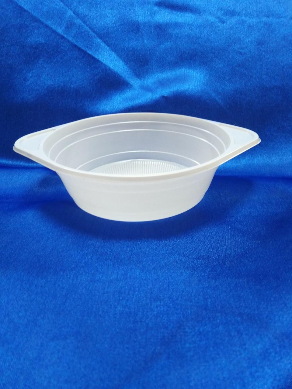 Тарелка суповая 500 мл (100шт)