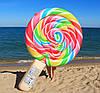 Матрас надувной Intex Леденец (Lollypop Float) арт.58753. Отлично подходит для отдыха на море