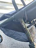 Коляска прогулочная CARRELLO Turbo CRL-5503+дождевик, фото 2