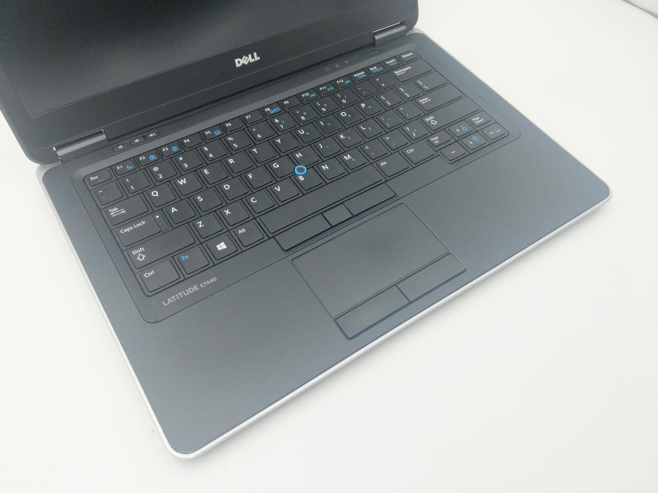 Б/У Dell Latitude E7440 14″ FullHD IPS  i5-4310U / 8Gb DDR3 /SSDНет в наличии 4