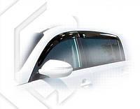 Дефлекторы окон Kia Sportage III 2010 | Ветровики Киа Спортейдж, фото 1