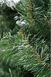 "Штучна ялинка ""Казка"" 2.2 м, зелена. Ель новорічна ""Казка"" 220 см, фото 7"