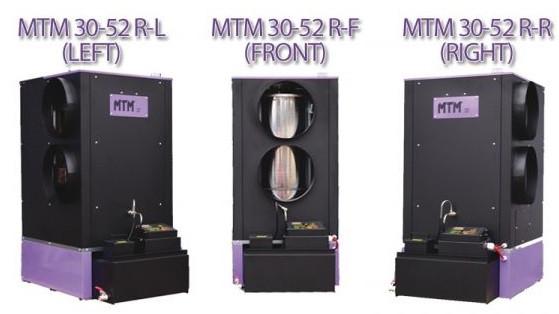 Печь на отработке MTM 30-52 кВт R (Фото)