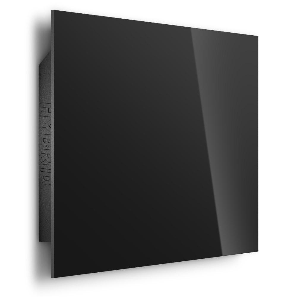 Панель отопительная керамическая HYBRID 375 Чорная