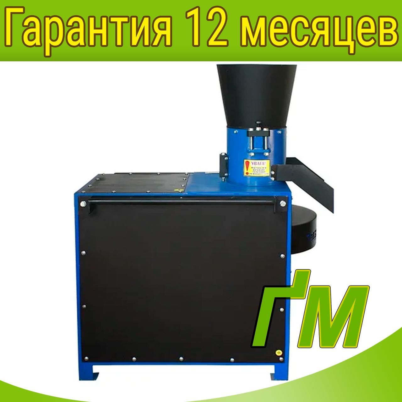 Гранулятор комбікорму ГКР-200
