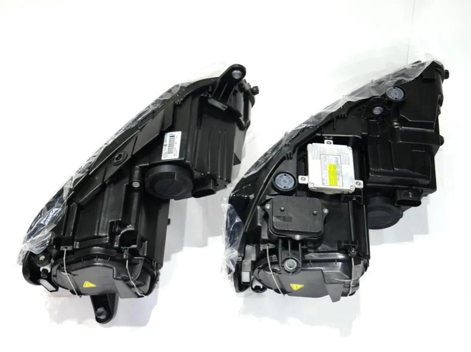 Фары Volkswagen Passat B7 ксенон LED AFS Адаптив поворотный 2011-2015