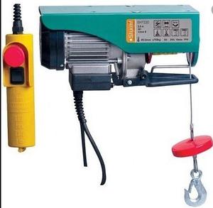 Тельфер электрический Sturm EH72201 с защитой от перегрева