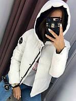 Женская стильная куртка осень-зима