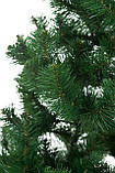 "Штучна ялинка ""Казка"" 2.5 м, зелена. Ель новорічна ""Казка"" 250 см, фото 8"