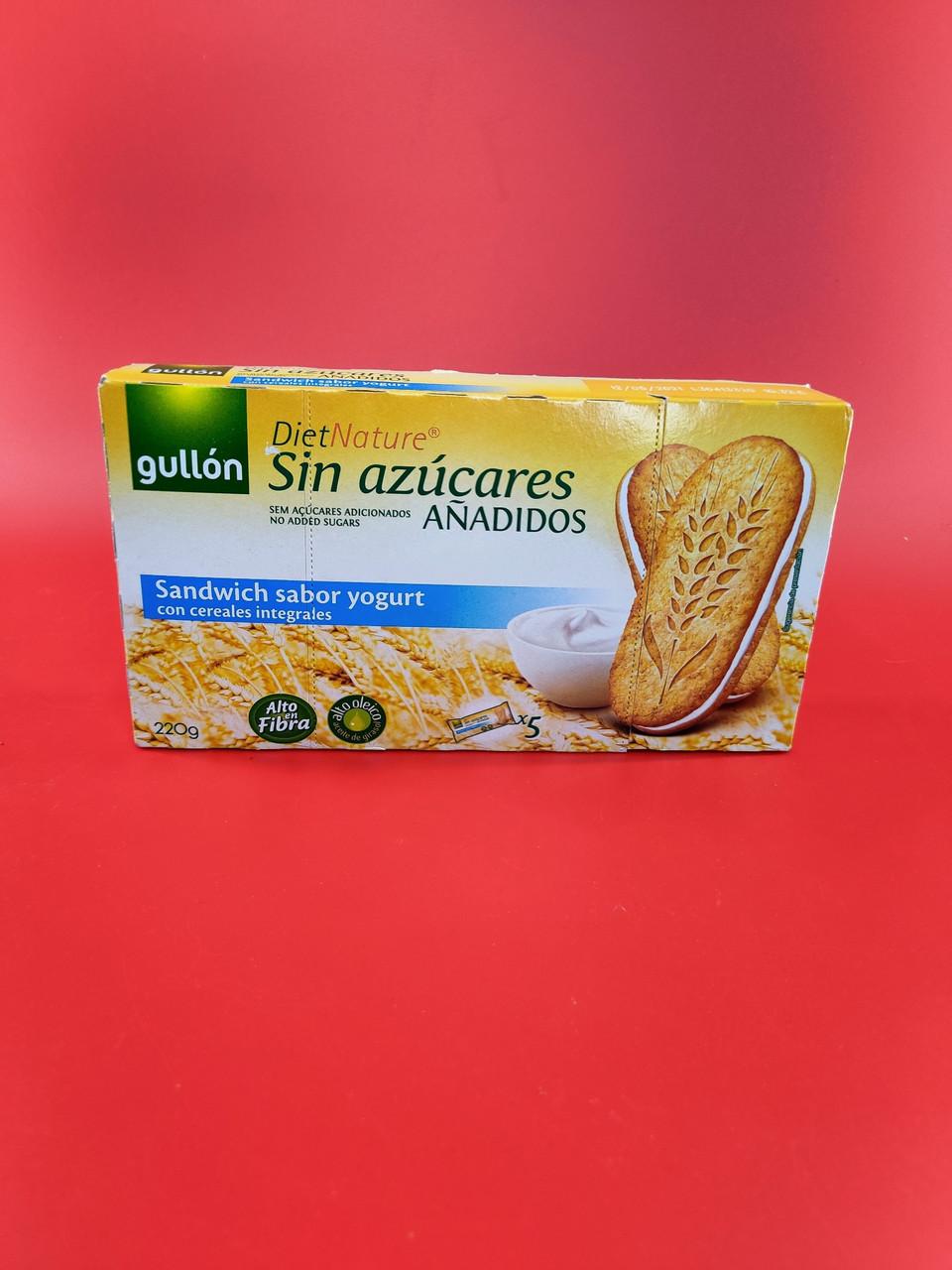 Gullon Diet Nature (без цукру)