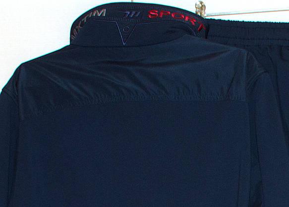 Чоловічий спортивний костюм великого розміру Mxtim 5001 (3XL-4XL), фото 2