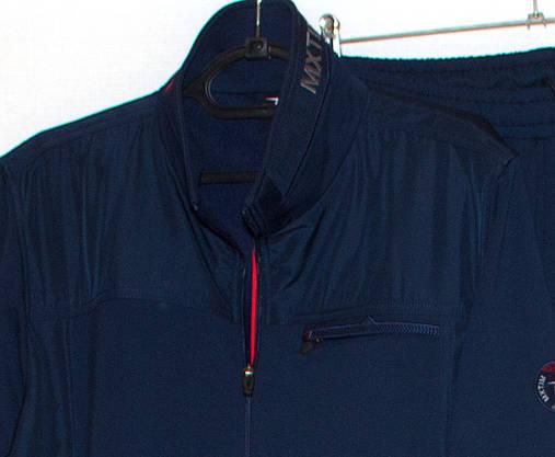 Чоловічий спортивний костюм великого розміру Mxtim 5001 (3XL-4XL), фото 3