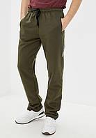 Мужские утепленные трикотажные штаны с начесом Tailer Sport, размеры от 50 до 56