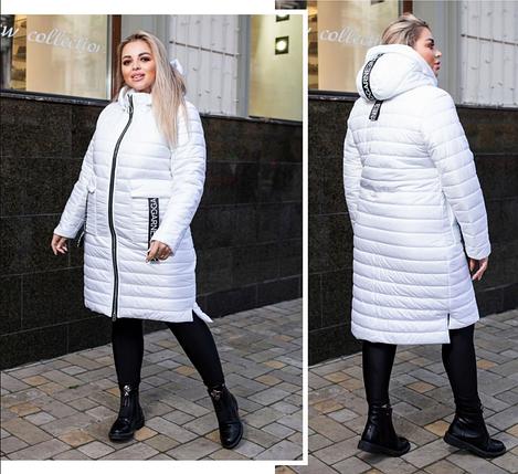 Женское зимнее пальто Украина Размеры: 50-52, 54-56, 58-60, фото 2