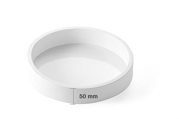 """Силиконовая форма для выпечки Silikomart d 180mm.h=40mm """"Tor 180"""" Италия -04447"""