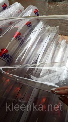 Мягкое стекло с браком для защиты полочек, тумбочек, подоконников, шухлядок, Распродажа остатков со склада, фото 2