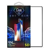 Защитное стекло Premium Glass 5D Full Glue для Oppo A72 / A52 / A92 Black