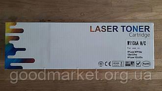 Сумісний Картридж HP 106A W1106A Laser 135a 135w 137fnw