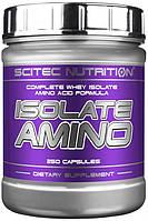 Аминокислоты Scitec Nutrition - Isolate Amino (250 капсул)