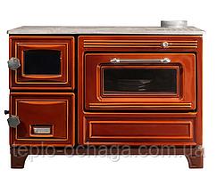 DUVAL EK-106F дровяная печь кухня, камин