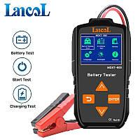 АНАЛИЗАТОР АКБ Lancol MDXT600 профессиональный тестор батарей 12В 30Ач-220Ач, фото 1