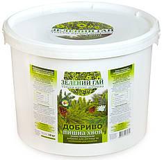 Удобрение Зеленый Гай Пышная хвоя 10 кг Гилея 1622