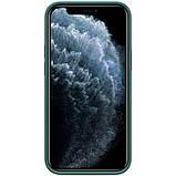 Nillkin iPhone 12 / 12 Pro (6,1″) Flex Pure Case Green Силиконовый Чехол, фото 2
