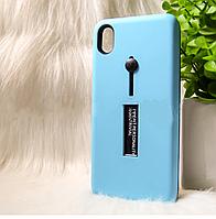 Чехол Xiaomi Redmi 7a Голубой