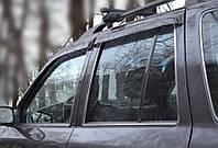 Дефлекторы окон Kia Sportage I 1994-2003 Ветровики Киа Спортейдж