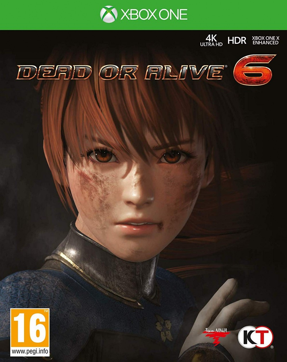 Dead or Alive 6 (русские субтитры) Xbox One