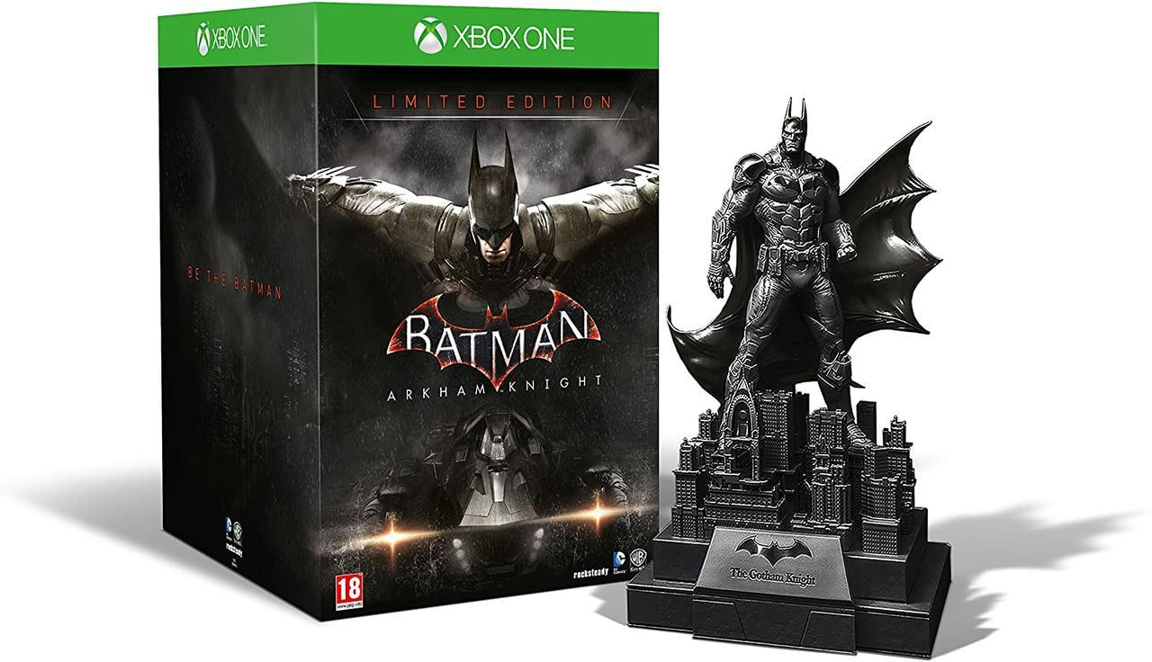 Batman Arkham Knight Memorial Edition (російські субтитри) Xbox One