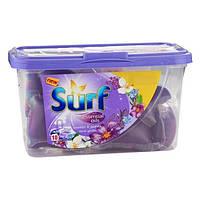 Капсулы для стирки  Surf Essential Oils 10 шт
