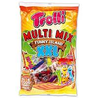 Конфеты желейные Trolli Multi Mix Funny Island XXL 600 г Германия